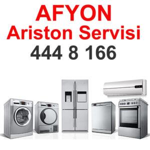 Afyon Ariston servisi bakımı tamiri