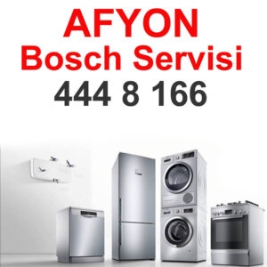 Afyon Bosch servisi bakımı tamiri