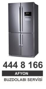 Afyon Beyaz Eşya Buzdolabı Tamircisi Servisi