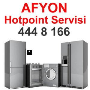 Afyon Hotpoint Servisi Bakımı Tamircisi